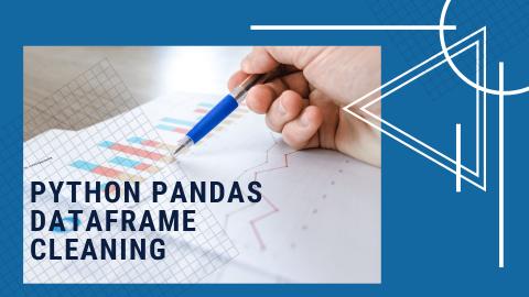 Python pandas dataframe cleaning